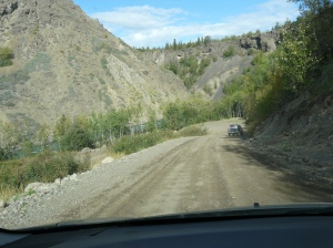 On the way to Telegraph Creek. It was an amazing drive!