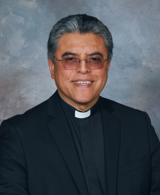 Bishop-designate Hector Vila